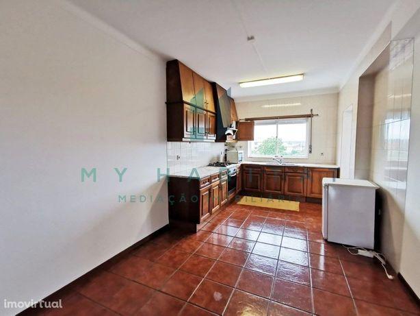 Apartamento T3 no Centro de Cantanhede