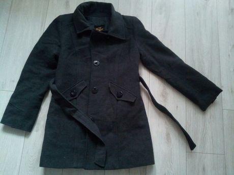 Płaszczyk, płaszcz jesienno zimowy rozm. 38