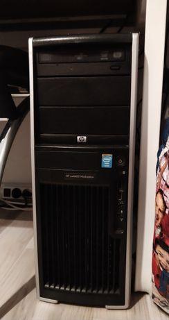 4 x Intel Xeon 2,4GHz 128 SSD 250 HDD, Radeon HD7770 4 GB RAM, Win 10