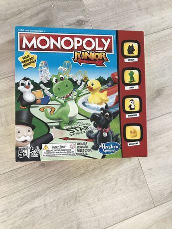 Monopoly Junior gra dla dzieci