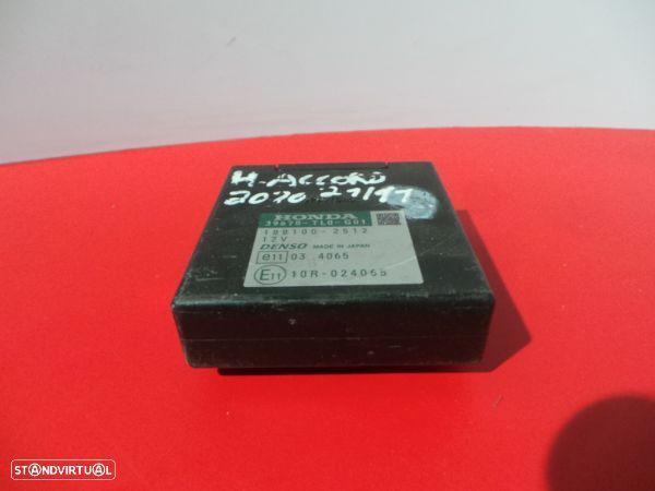Modulo Dos Sensores De Parque Honda Accord Viii (Cu)