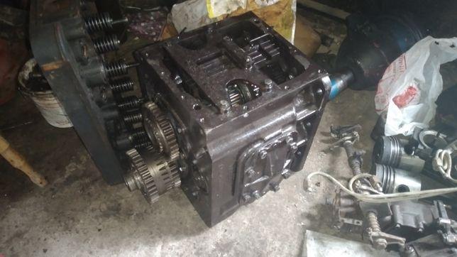 КПП МТЗ 82, Коробка передач МТЗ 82