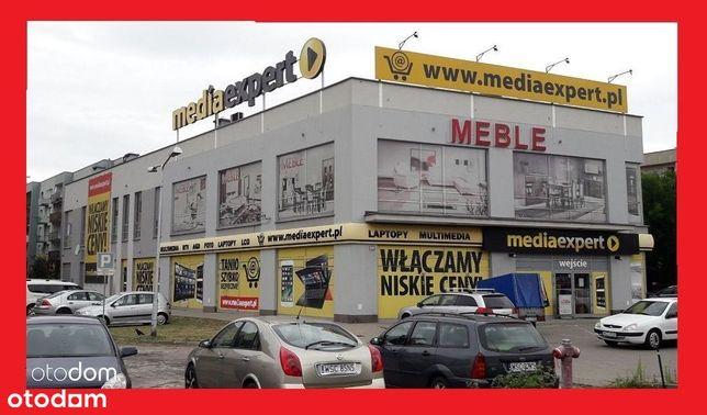 Lokal HANDLOWO-USŁUGOWY - Wynajęty! Centrum miasta