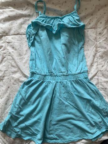 Сукня на дівчинку 7-8 років
