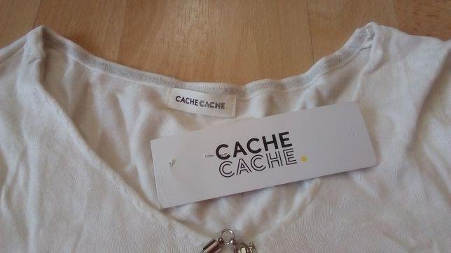 Sweter cache cache rozmiar 38 M nowy
