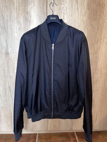 Двухсторонний бомбер-куртка Gucci