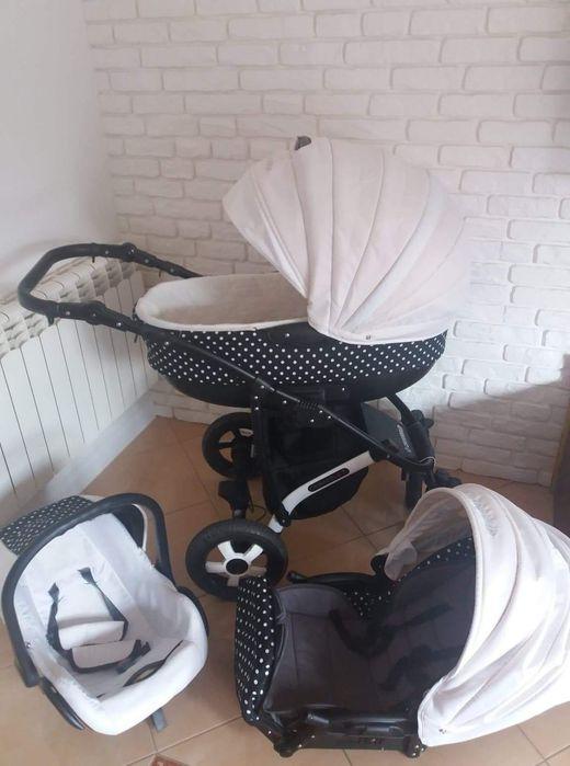 Sprzedam wózek dziecięcy 3w1 Płock - image 1