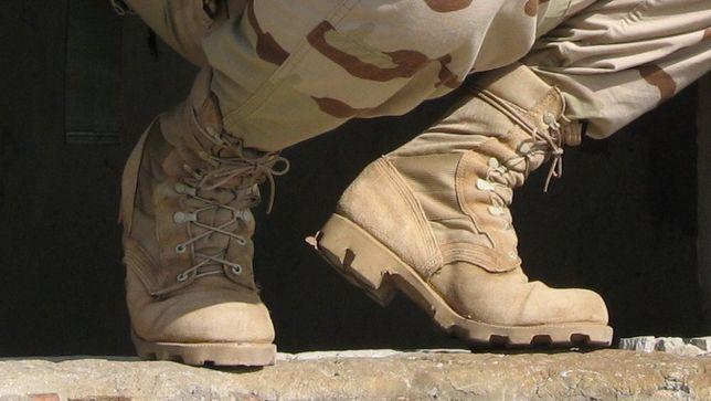 Берцы ботинки тактические Jungle Boots Atama McRae 43 р