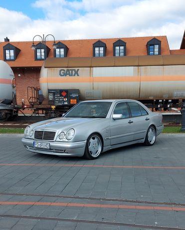 Mercedes-Benz E klasa W210 AMG E50/E55 4.2b