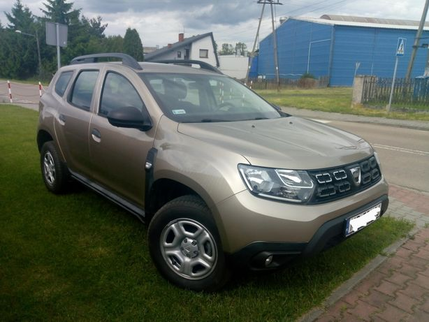 Dacia Duster 2020r przebieg 22tys
