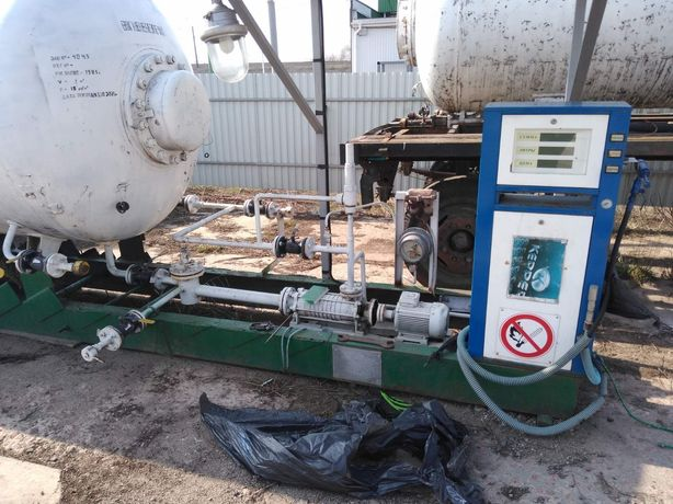 Газовая заправка, модуль LPG 7.25 м3