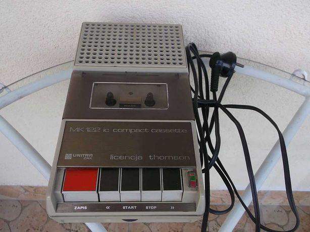 Magnetofon kasetowy MK 122