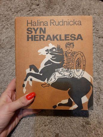 Syn Heraklesa - Halina Rudnicka