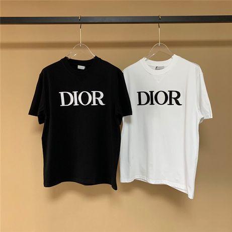 T-shirt Dior paris