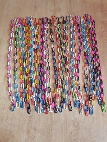 Łańcuchy sklepowe 1 zł za 1 szt 25 sztuk