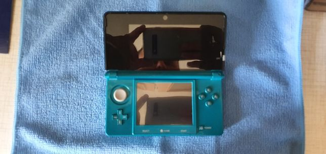 Nintendo 3DS Duży Zestaw