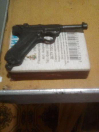 Макет игрушка пистолет