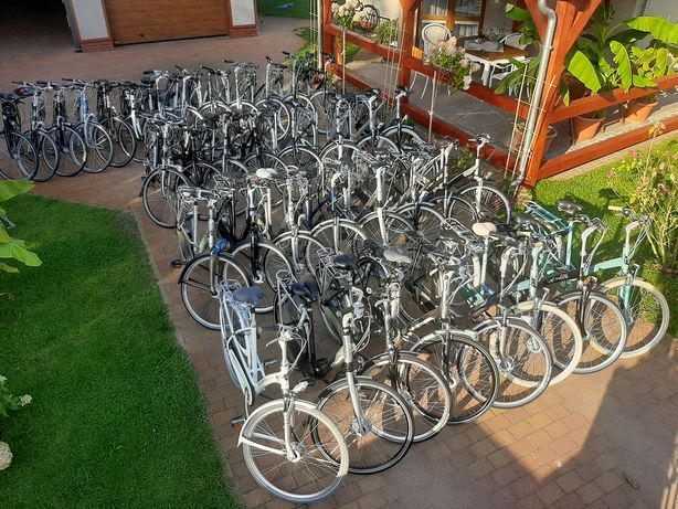 Rowery z Holandii * miejski, górski, szosowy, trekkingowy, elektryczny