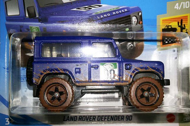 Hot Wheels - Jeeps -  Land Rover - Carros Miniaturas Escala 1:64