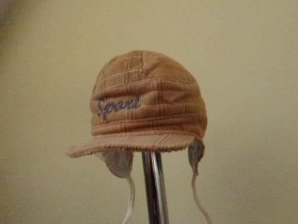 czapka wiosenna