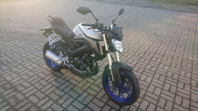 Yamaha mt 125 wersja z ABS,raty,transport (duke 125 ybr varadero )