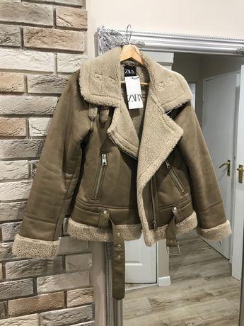 Kożuszek kurtka Zara
