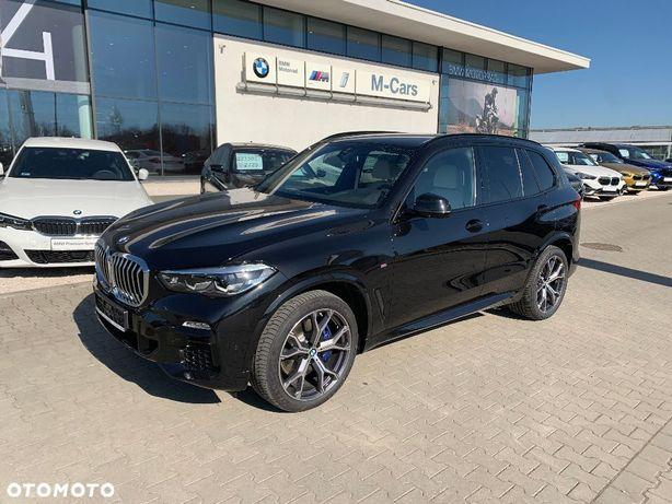 BMW X5 X5 30d 286KM M APkiet bogate wyp. od ręki Salon Polska