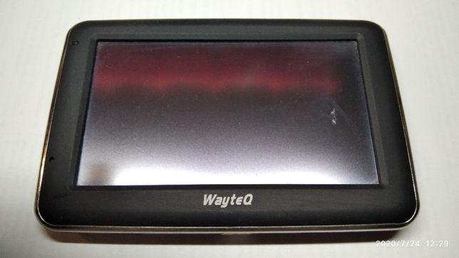 GPS Навигация WayteQ x820
