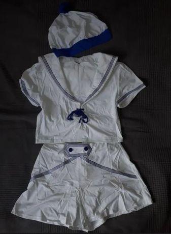 Przebranie damskie kostium MARYNARZ M/L/XL/38/40/42