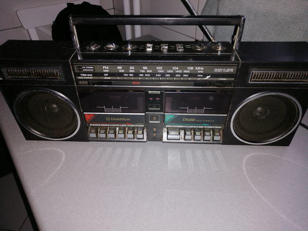 Radiomagnetofon Goldstar
