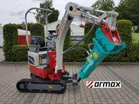 Młot hydrauliczny do minikoparek/minikoparki EVERDIGM EHB008 - 80 kg