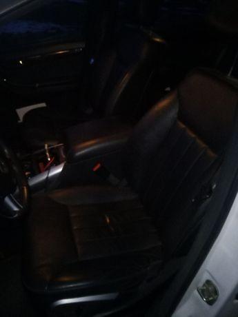 fotele skórzane mercedes w 251 R-klasa