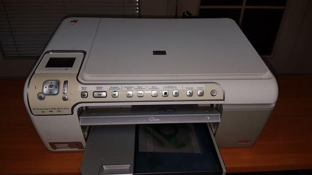 Принтер HP Photosmart C5283