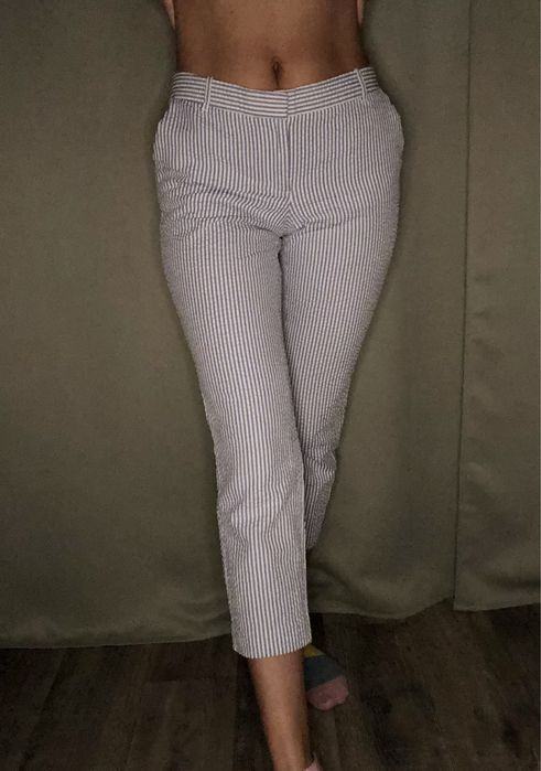 Летние брюки в полоску Кременчуг - изображение 1