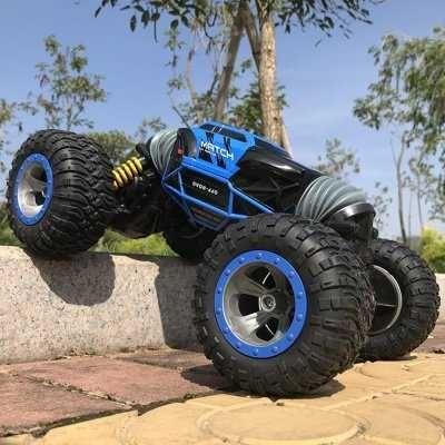 Машинка перевертыш на ПУ, детская игрушка 34см, отличный подарок