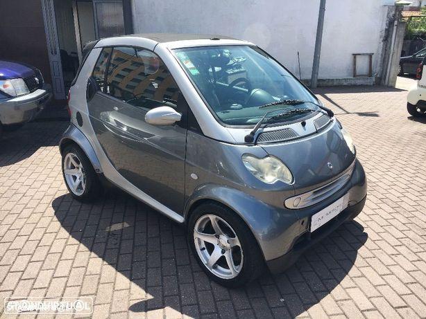 Smart ForTwo Cdi Cabrio passion