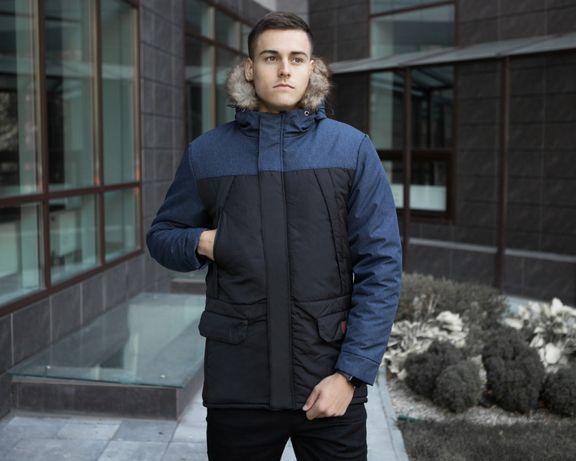 Зимние курточки (2 цвета) S M L XL Зимові куртки парки