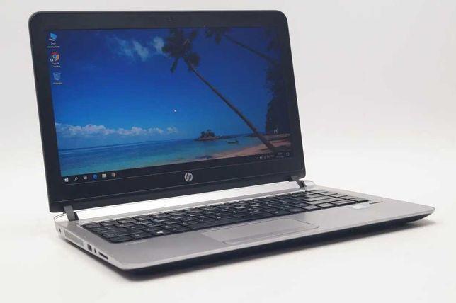 HP ProBook 430 G3 Матовый / i3-6100U  / RAM 4 Gb / SSD 128 ГБ /