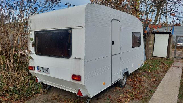 Przyczepa campingowa Knaus