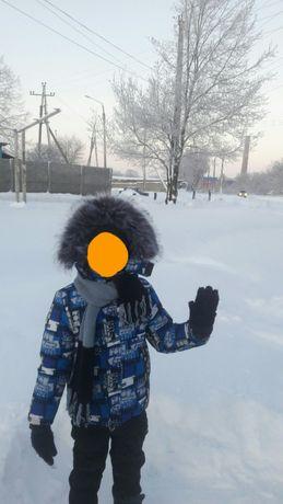 Куртка зимня мальчик 1300р