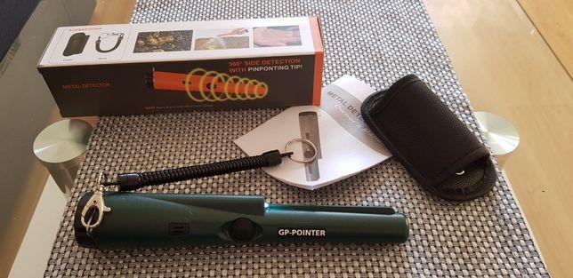 Pinpointer GP-Pointer, ręczny wykrywacz najlepszy w tej cenie!