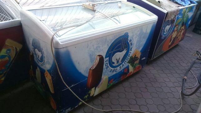 Морозильные лари б/у