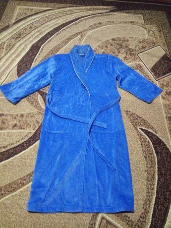 Банный халат мужской Турция 100%хлопок