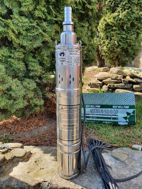 Насос для Воды Скважинный Глубинный Погружной 75 мм диаметр