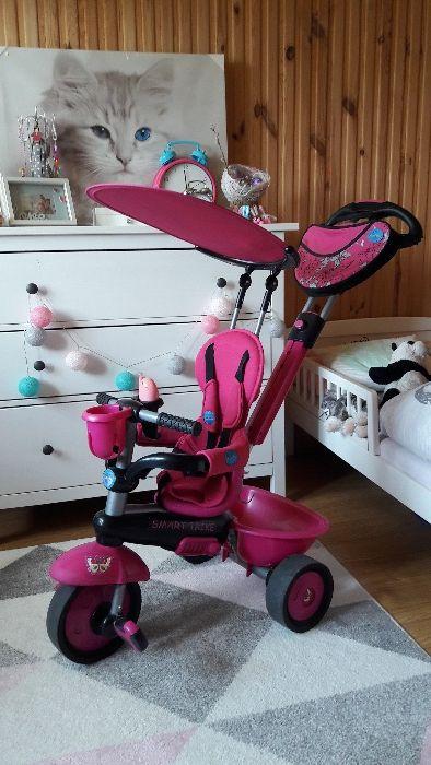 Rowerek Trójkołowy Smart Trike Zoo Motylek 3w1