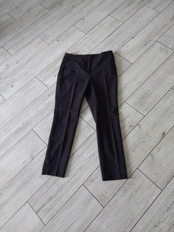 Spodnie zara czarne kant