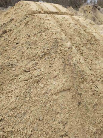 Супесь.Овражный песок доставка 30т 5200гр
