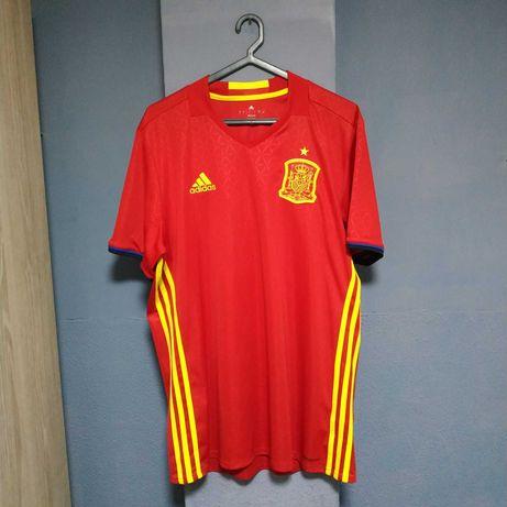Camisola da Seleção da Espanha 2016 Tamanho L