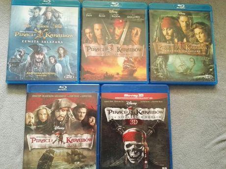 Piraci z karaibow 5 Blu Ray