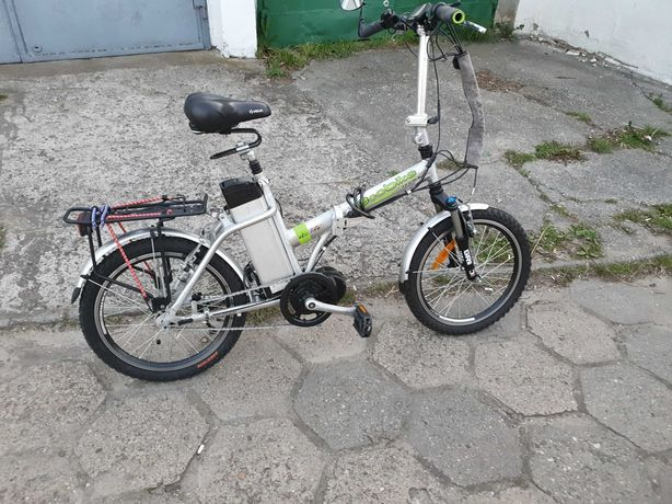 Rower,składak elektryczny